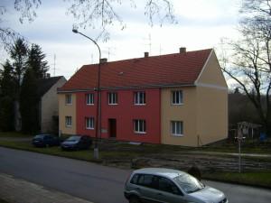 Bytový dům České Velenice