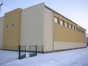 Sportovní hala České Velenice