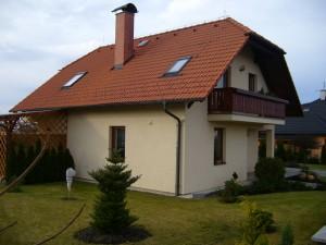 Rodinný dům České Velenice