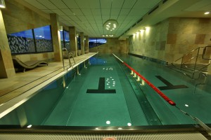 Amenity Hotel Lipno – bazén